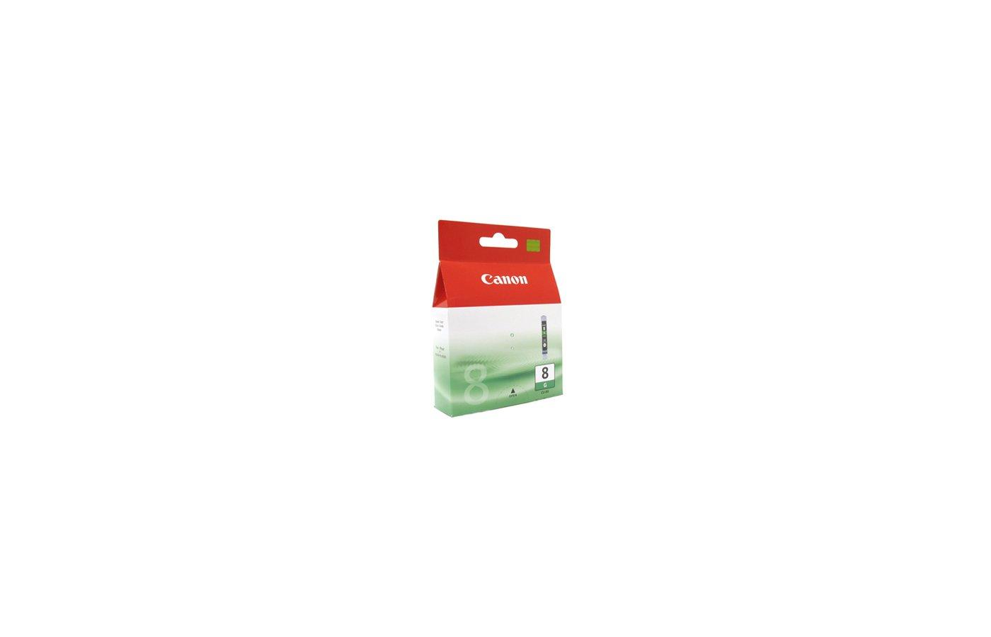 Картридж струйный Canon CLI-8G ORIG (Зеленая) Pixma PRO 9000