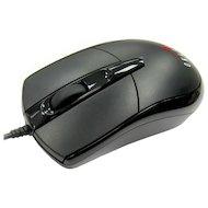 Фото Мышь проводная Oklick 125M black optical (800dpi) USB