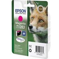 Картридж струйный Epson (C13T12834011) пурпурный