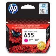 Картридж струйный HP 655 пурпурный для DJ IA 3525/5525/4615/4625