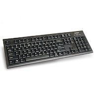 Клавиатура проводная A4Tech KR-85 comfort black USB