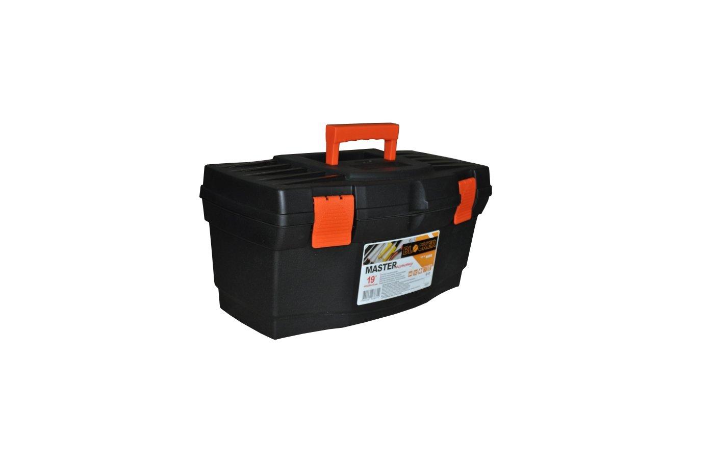 Ящик для инструмента BLOCKER ПЦ3708 Master Economy 16 Ящик д/инструментов