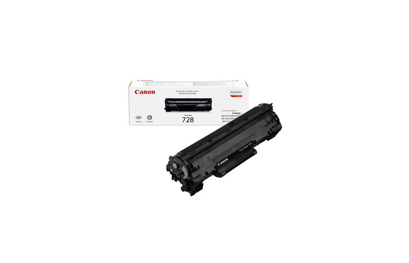 Картридж лазерный Картридж Canon С728