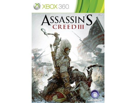 Assassins Creed III. Специальное издание Xbox 360 русская версия