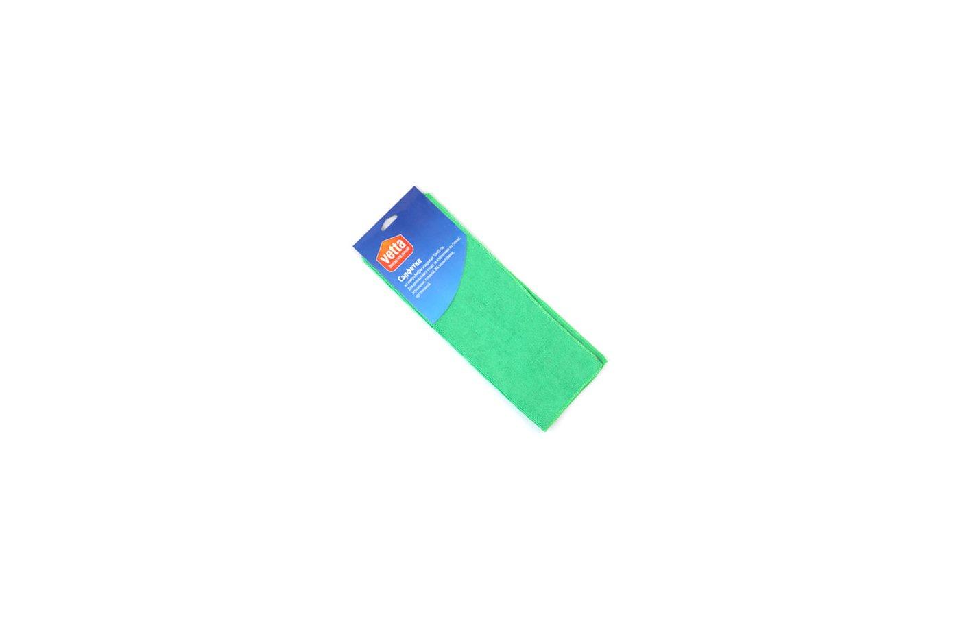 Средсва по уходу за кухней VETTA 448-008 Салфетка микрофибра впитывающая