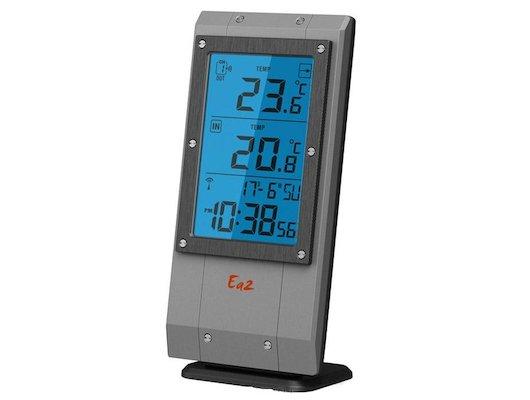 Метеостанция Ea2 OP301 Термометр измерение комнатной и наружной температуры Оптимус