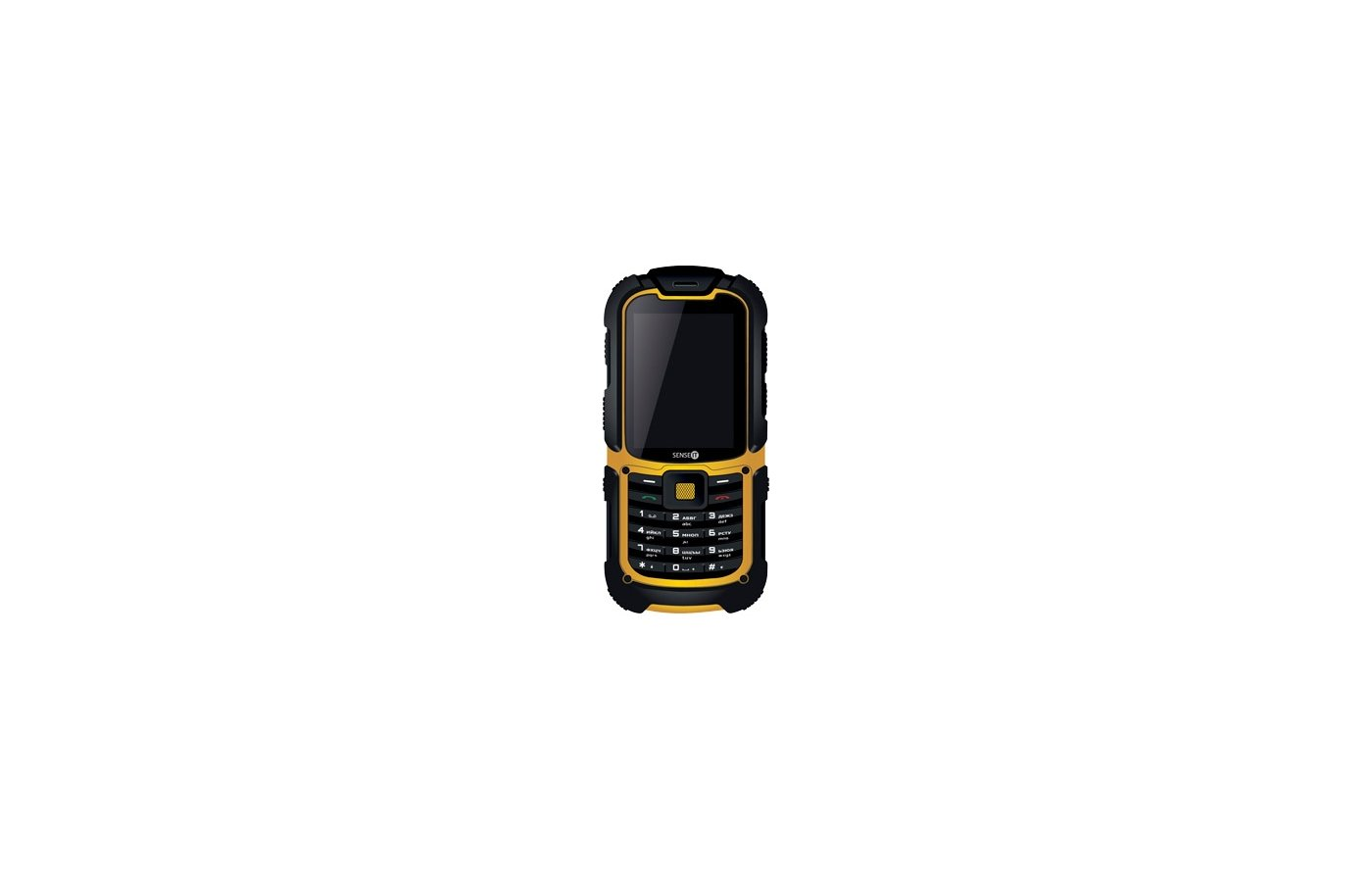 Мобильный телефон SENSEIT P3