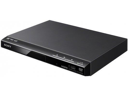 DVD-плеер SONY DVP-SR760HPB