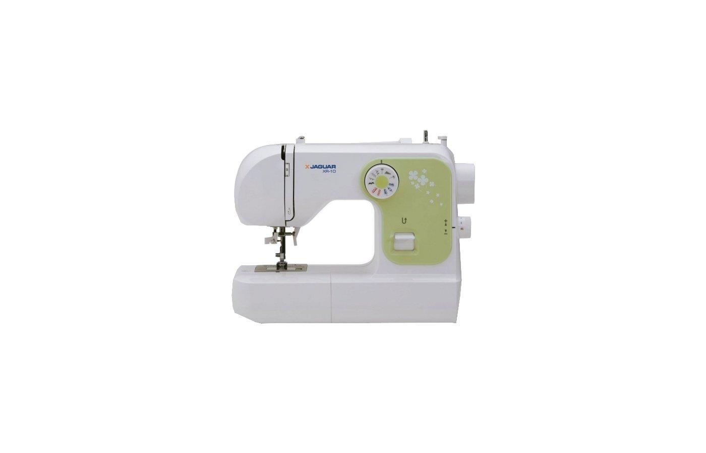 Швейная машина JAGUAR XR 10