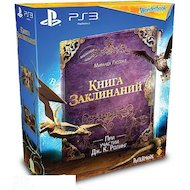 Фото Комплект Книга заклинаний (только для PS Move) PS3 русская версия + Wonderbook