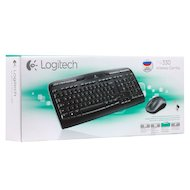 Фото Клавиатура + мышь Logitech Wireless Combo MK330 (920-003995) беспроводной