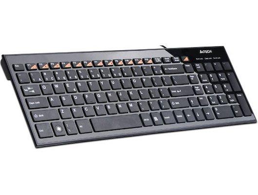 Клавиатура проводная A4Tech KX-100