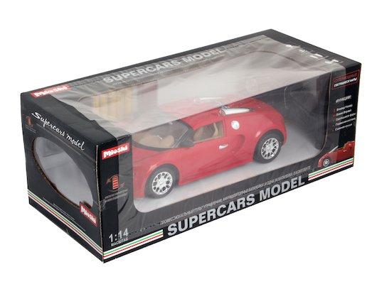 Игрушка MioshiTech 31.5 см. на аккум. 2012RC-07 (красная) Автомобиль
