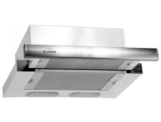 Вытяжка ELIKOR Интегра 45П-400-В2Л белый/нерж