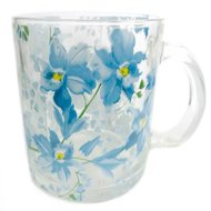 Фото Кружка VETTA 806-332 Голубые орхидеи 350мл