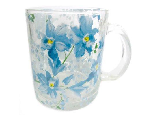 Кружка VETTA 806-332 Голубые орхидеи 350мл
