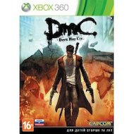 Фото DmC Devil May Cry Xbox 360 русские субтитры