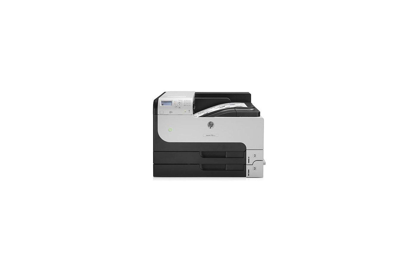 Принтер HP LaserJet Enterprise 700 M712dn (CF236A) A3