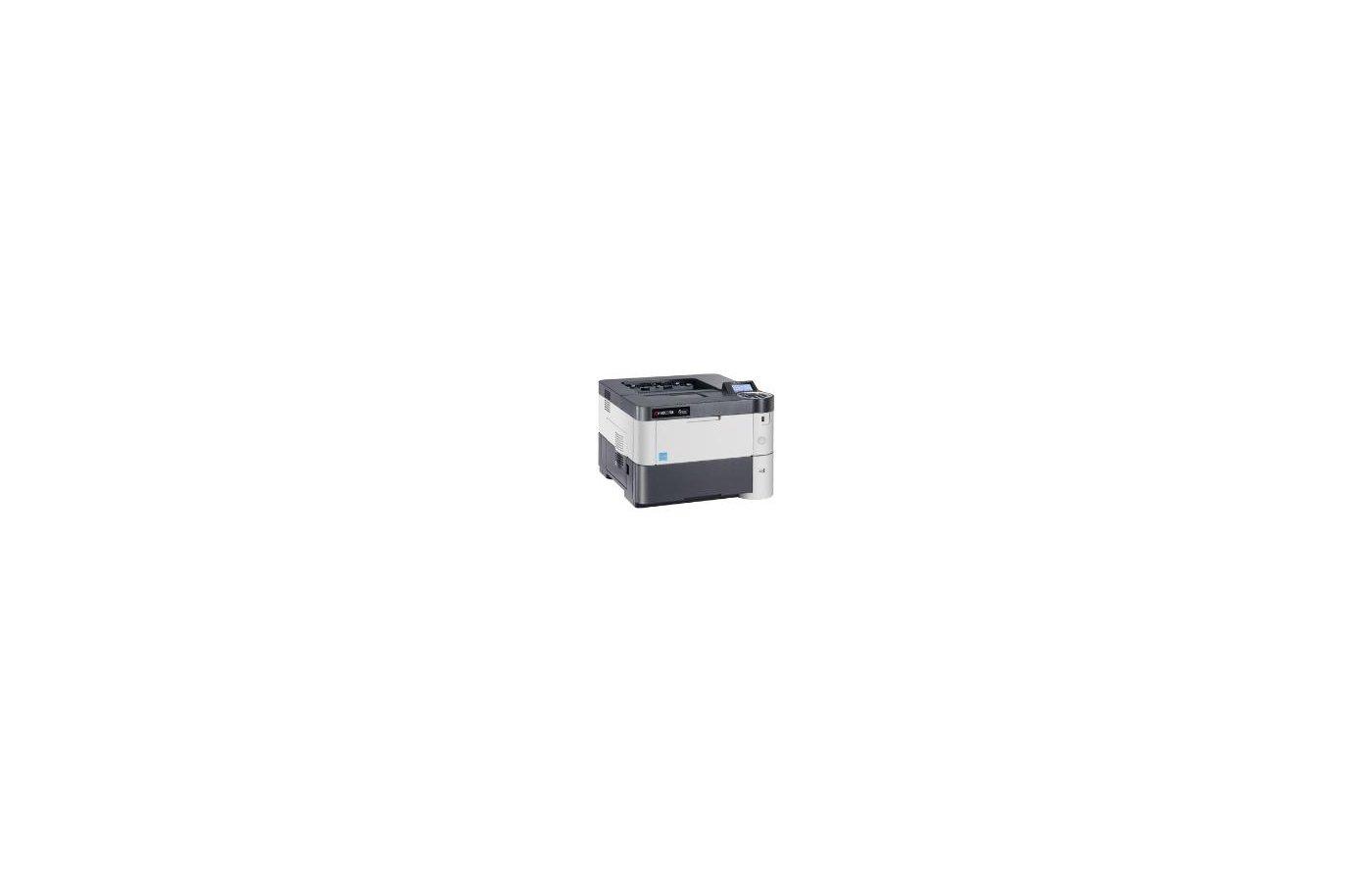 Принтер Kyocera FS-2100D A4 40 стр 128 Мб USB 2.0 дуплекс (1102L23NL0)