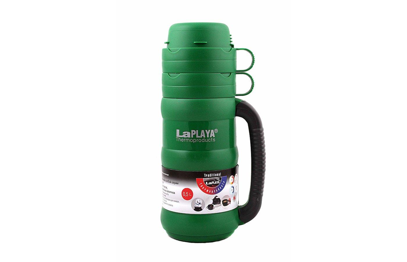 Термос LaPlaya 560004 Термос Traditional 35-50 light-green