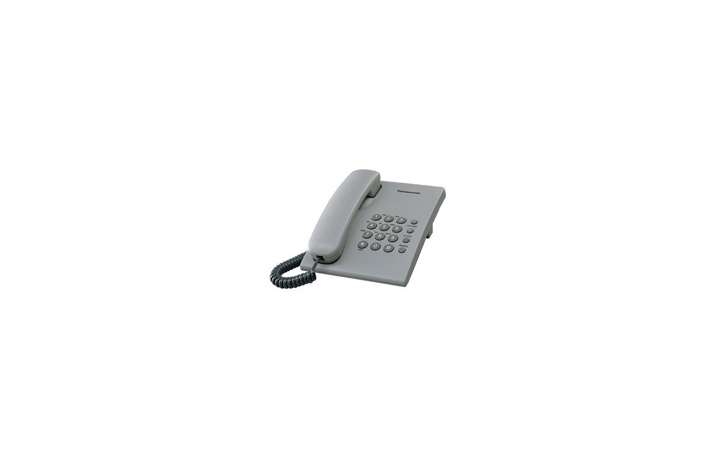 Проводной телефон PANASONIC KX-TS 2350RUJ