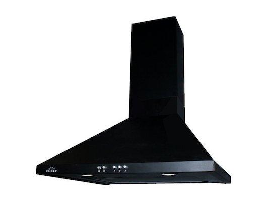 Вытяжка ELIKOR Вента 60П-650-К3Г черный