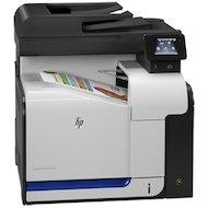 Фото МФУ HP LaserJet Pro 500 Clr MFP M570dn Prntr CZ271A