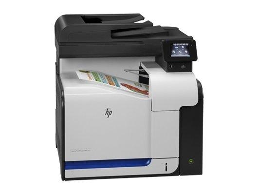 МФУ HP LaserJet Pro 500 Clr MFP M570dn Prntr CZ271A