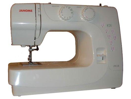 Швейная машина JANOME PX 18