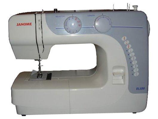 Швейная машина JANOME EL 530