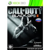 Фото Call of Duty 9: Black Ops II Xbox 360 русская версия
