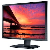"""ЖК-монитор более 24"""" Dell U2412M Black IPS LED 8ms 16:10 DVI HAS Pivot 2M:1 300cd 178гр 178гр 1920x1200 D-Sub USB"""