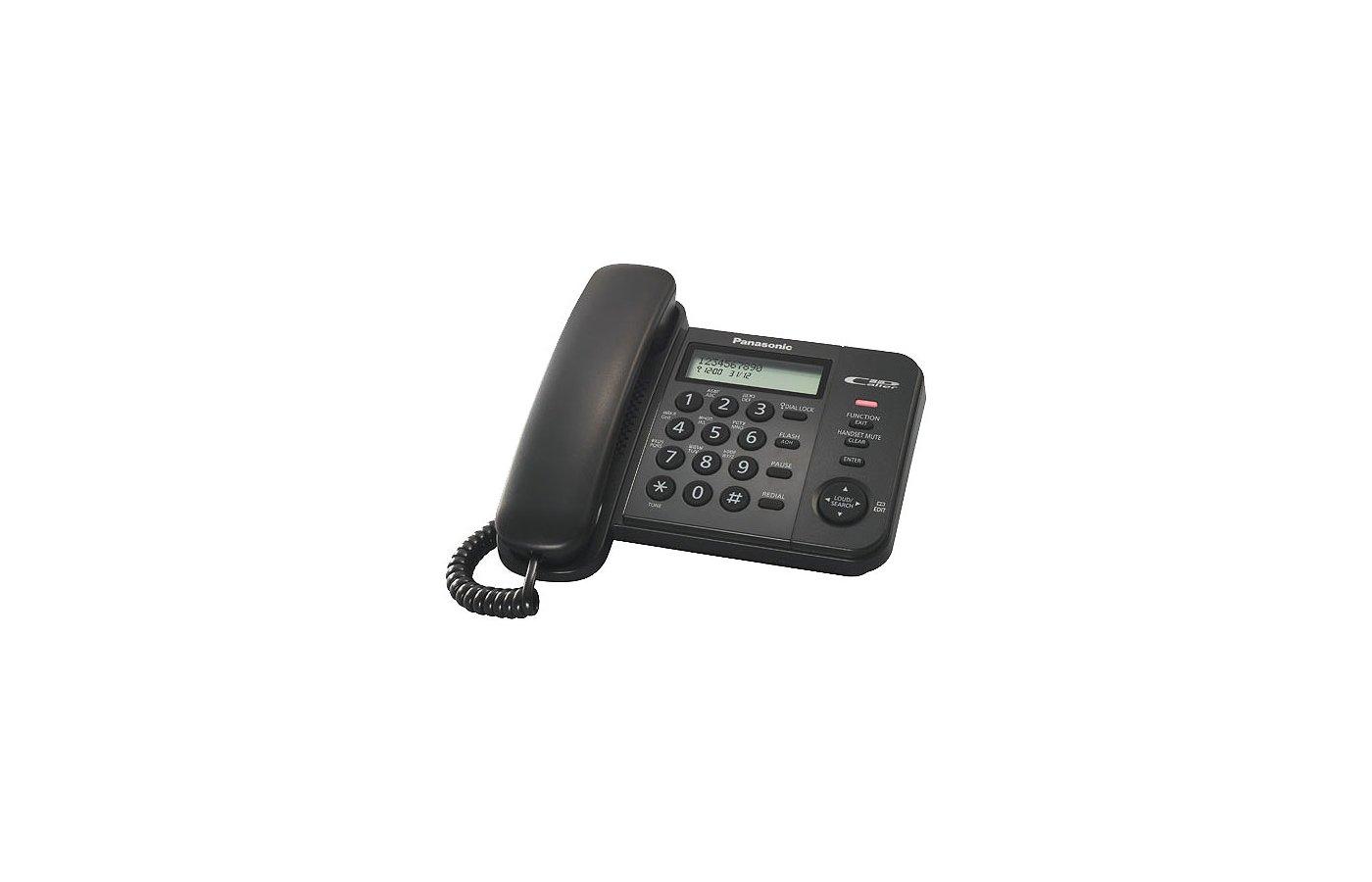 Проводной телефон PANASONIC KX-TS 2356RUB