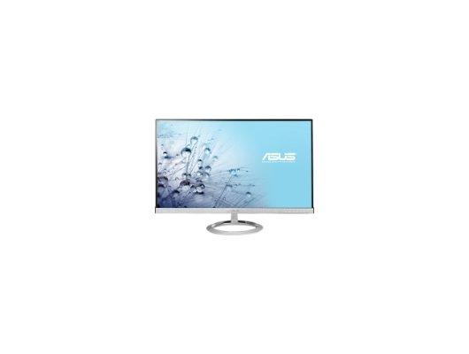 """ЖК-монитор более 24"""" ASUS MX279H Silver-Black AH-IPS LED 2ms 16:9 DVI HDMI M/M 80M:1 250cd"""