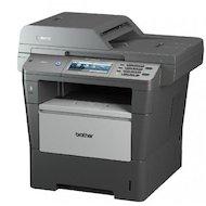 Фото МФУ Brother DCP-8250DN A4 (принтер/сканер/копир) печать/копир40стр/мин сеть дуплекс