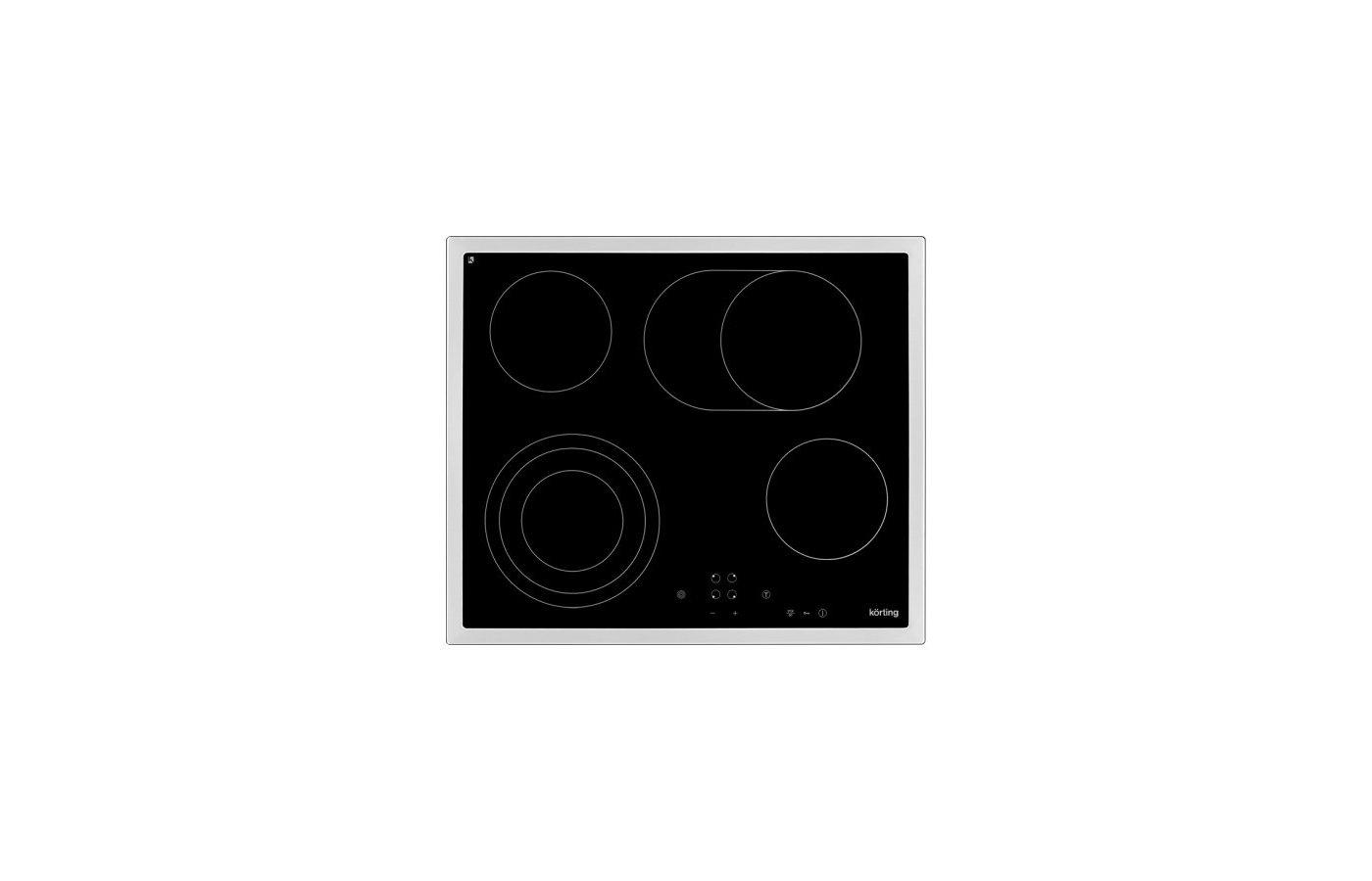 Варочная панель KORTING HK 6305 X