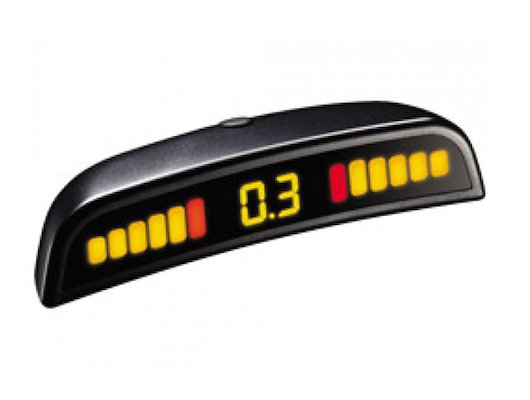 Парктроник ParkMaster 4-DJ-45FN04 silver