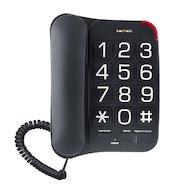 Фото Проводной телефон TeXet TX-201 черный
