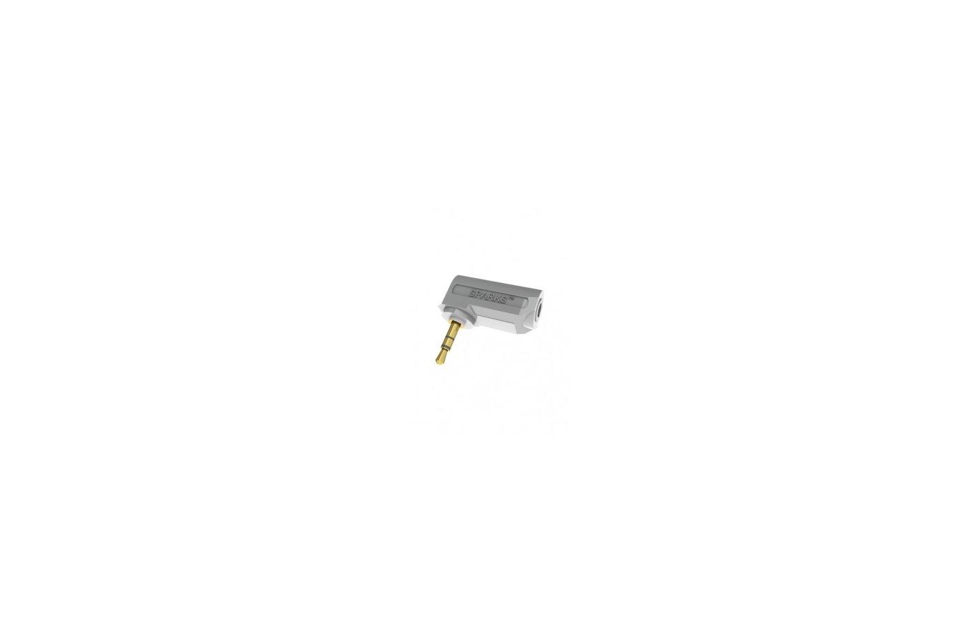Переходник SPARKS SG 1106 Jack 2.5(f) - Jack 3.5(m)