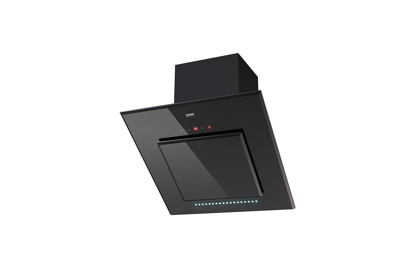 Вытяжка KRONA LINA 600 BLACK 4P-S