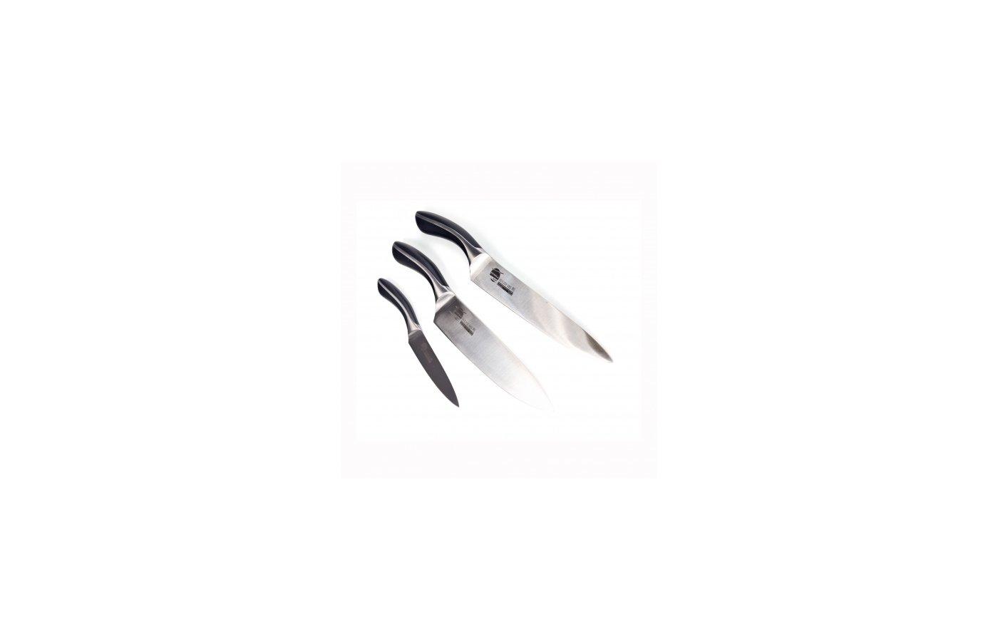 Набор ножей SUPRA SK-SS3Kit 3пр. из нержавеющей стали
