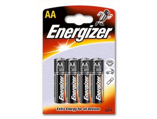 Батарейка Energizer Base AA BL3+1