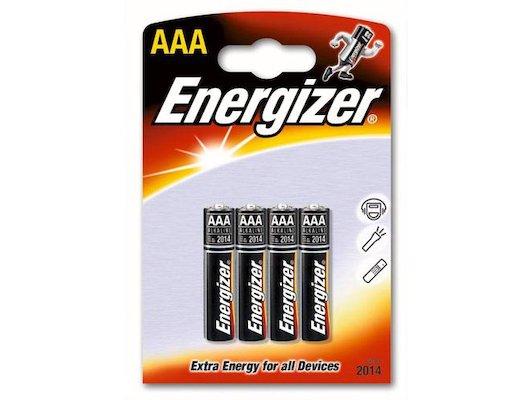 Батарейка Energizer Base AAA BL3+1