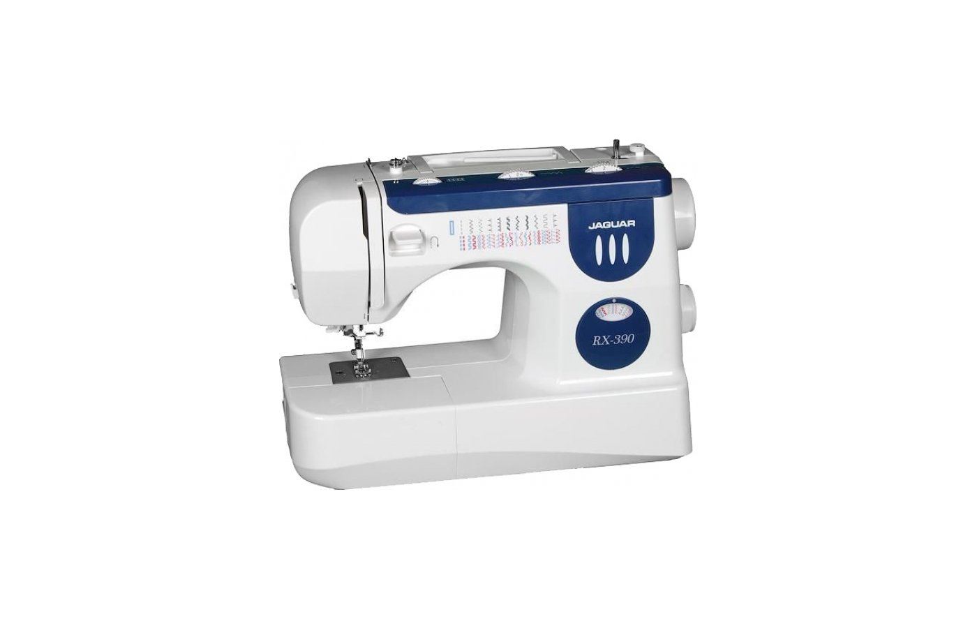 Швейная машина JAGUAR RX 390