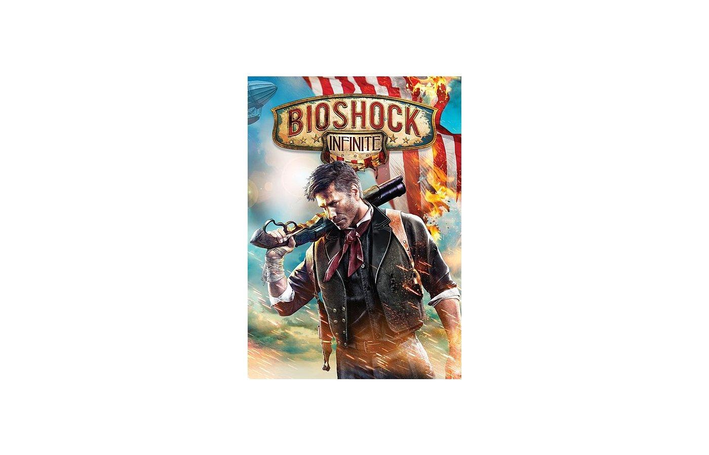 BioShock Infinite Xbox 360 русская документация