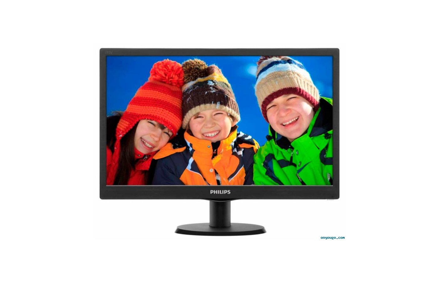 "ЖК-монитор 19"" Philips 193V5LSB2"