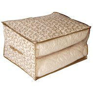 Фото Емкости для хранения одежды HAUSMANN AA003 Хранен. Кофр для хранения одеял 60х50х35