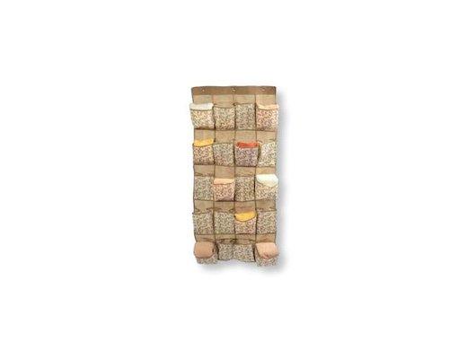 Емкости для хранения одежды HAUSMANN AC305 Хранен. Чехол подвес 20 карманов 56х136
