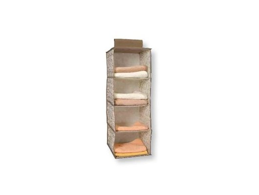 Емкости для хранения одежды HAUSMANN AC301 Хранен.Чехол подвес для хранен4секц30х30х84