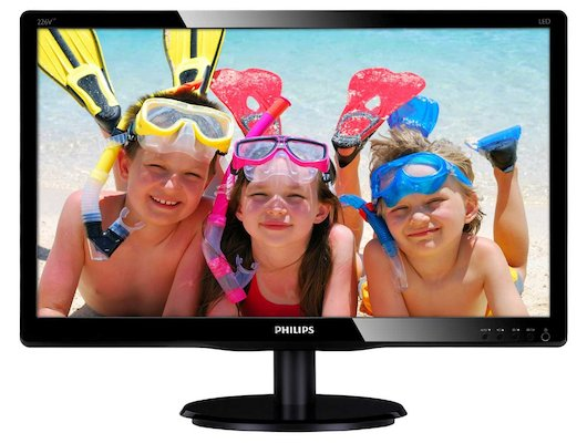 "ЖК-монитор 22"" Philips 226V4LAB/00"